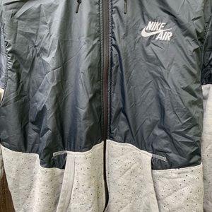 Nike Jackets & Coats - Nike Pro Sweatshirt Jacket Men's XL